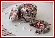 Candy cane crinkle c