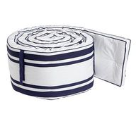 Harper Nursery Bedding Collection, navy PB Kids