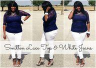 Smitten Lace Top & W