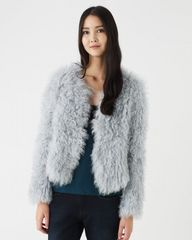 Knitted Sheepskin Ja