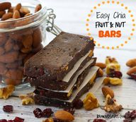 Chia Fruit & Nut Bar