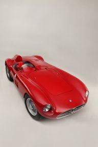 1955 Maserati 300S S