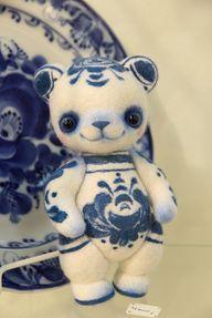Delft Bear! I <3 thi