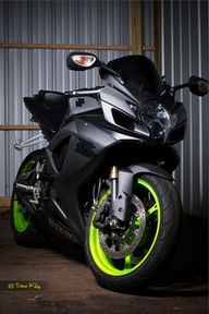Twilight Black GSXR