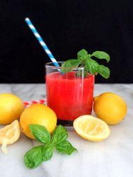 Basil Watermelon Lem