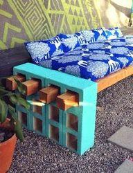 DIY Outdoor Seatingâ