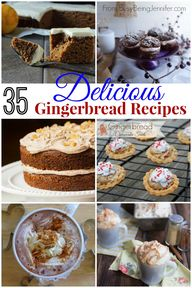 35 Gingerbread Recip