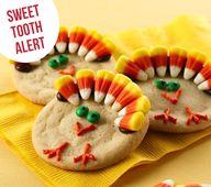 Cute Turkey Thanksgi
