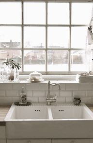 Kitchen window with
