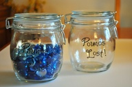 Weightloss Jars