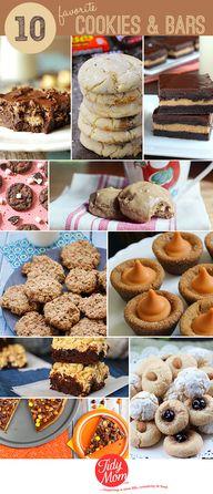 10 Favorite Cookie &