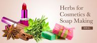 herbs for cosmetics
