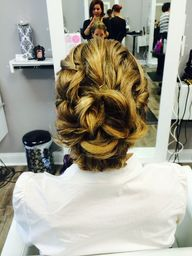 Updo by Nicole