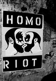 HOMO RIOT | the pink