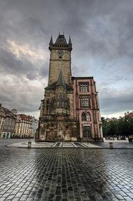 Praha: Castle on a C