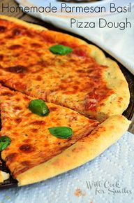 Homemade Parmesan Ba