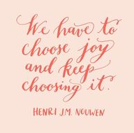 Henri Nouwen quote o
