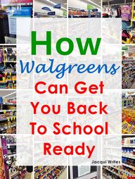 How Walgreens Can Ge