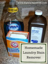HOMEMADE LAUNDRY STA