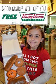 Free Krispy Kreme Do