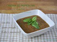 Crema di peperoni al
