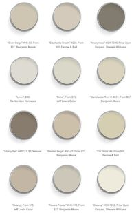warm neutral paint c