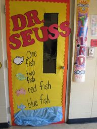 Dr. Seuss door  marc