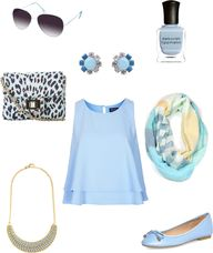 Pastel Blue Pretties