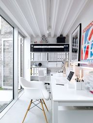 Creative interior of