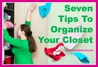 Seven Tips To Organi