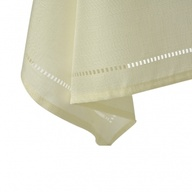 Cream Sienna Tablecl