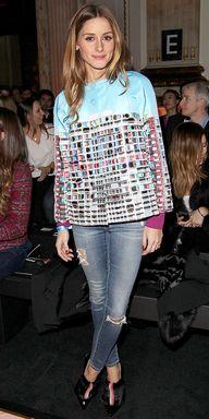 Olivia Palermo wears