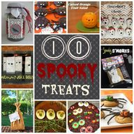 10 Spooky Treats Tha