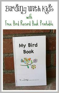 Free Printable~ Bird...