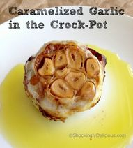 Caramelized Garlic i