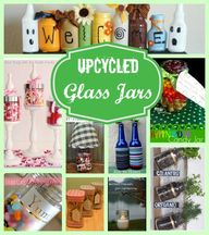 25 Upcycled Glass Ja