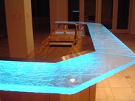 Get a glass counter