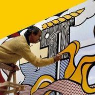 Roy Lichtenstein neg...
