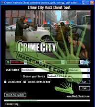 Crime City Hack Chea...