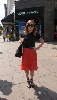 Sassy summer style..