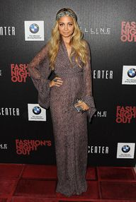 Nicole Richie, ultimate bohemian chic