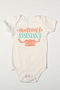 Mommy's Assistant Or