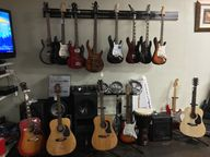 Guitars & Music Equi
