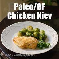 Paleo Chicken Kiev S