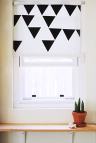 restyled window with