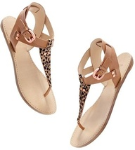 ShopStyle: Belle by sigerson morrison® randy leopard sandals