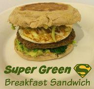 Super Green Super He