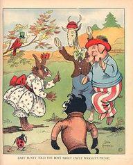 Vintage 1925 Animals