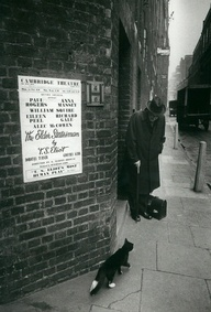 T.S. Eliot in London