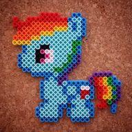 MLP Baby Rainbow Das